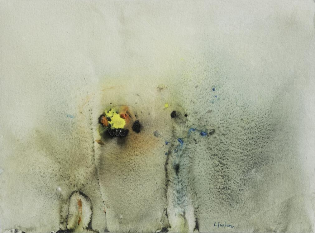 Gaspari-Luciano_Senza-Titolo_1980_tecnica-mista-su-carta-marouflage-incollata-su-tavola_42x56,5cm