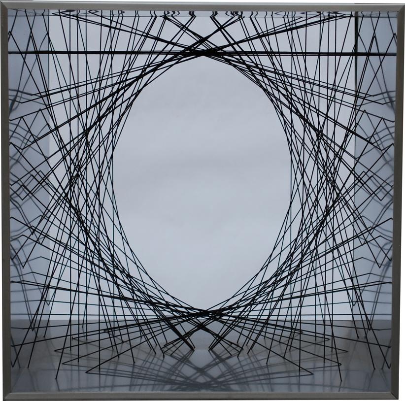 Massironi-Manfredo_Sfera-negativa,-1974-2007,-50x50x50-cm