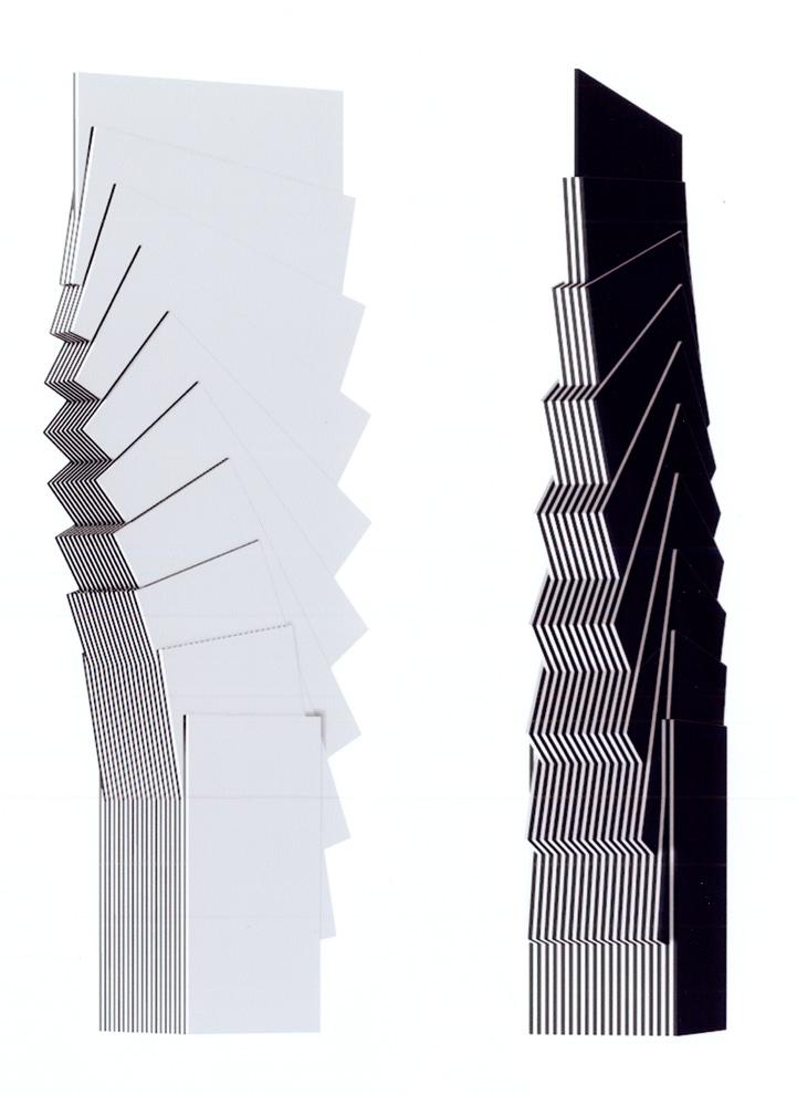 Morandini-Marcello_Scultura-287,1983,-plexiglass-bianco-e-nero-alternato,-90x34-x16-cm-es.39