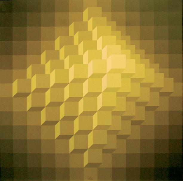 Yvaral_Structure-cubique-K_1973_acrilico-su-tela_100x100cm_r