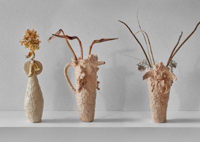 Vases Butterflies (three - way dialogue)